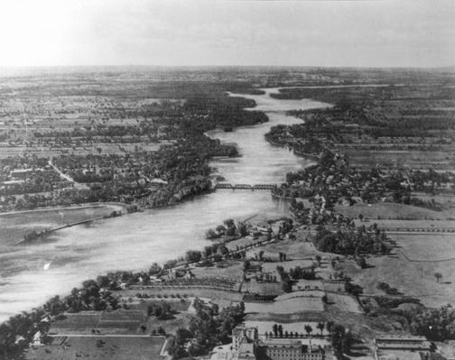 rivières des prairies